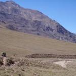 Pakeliui į Casa de Piedra stovyklą