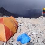 Camp1 stovykla 5000m