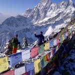 Nepalas Gokyo Ri viršūnė 5357 m