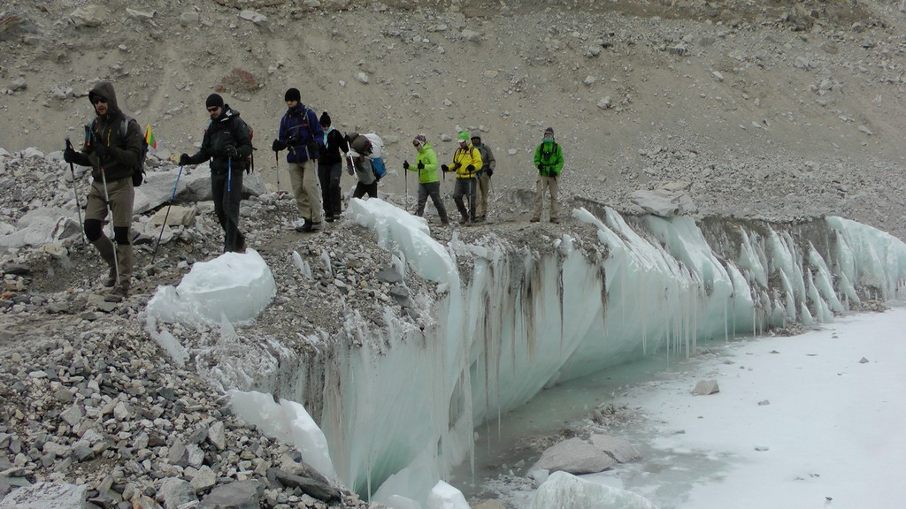 Nepalas Hihike Pakeliui į Everesto bazinę stovyklą