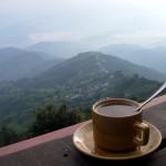Nepalas Pusryčiai Nagarkot'e