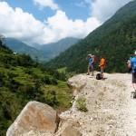 Nepalas Pakeliui link Poon Hill