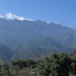Vietnamas - Sapa panorama