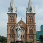 Hošiminas - Notre Dame katedra