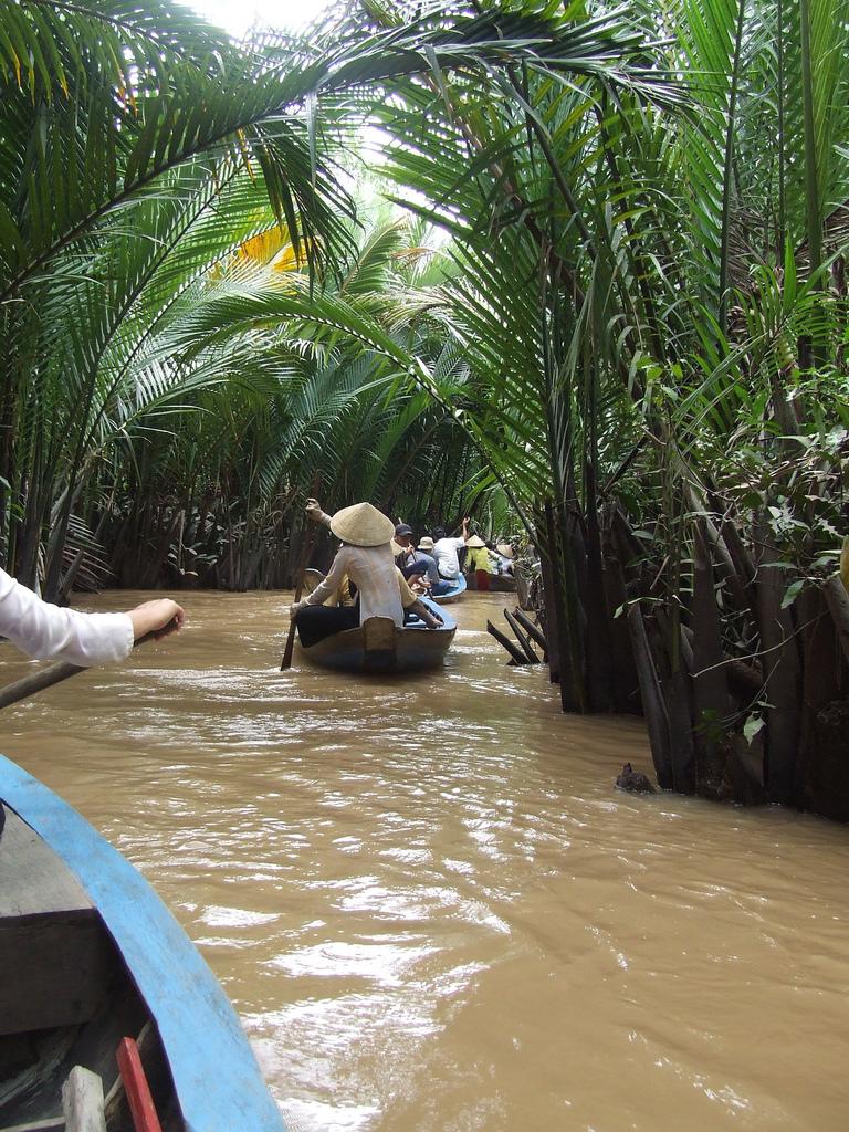 Vietnamas - Mekongo delta