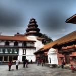 Kelionė į Nepalą - Katmandu - karaliau rūmai