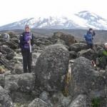 Kilimandžaras - pakeliui link viršūnės
