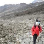 Kilimandzaras - pakeliui į viršūnę
