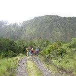 Kilimandzaras - Pakeliui į Meru viršūnę