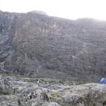 Kilimandžaras - takas link viršūnės
