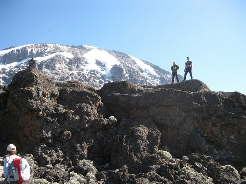 Kilimandžaras - žygis