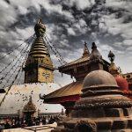 Kelionė į Nepalą - Katmandu šventyklos