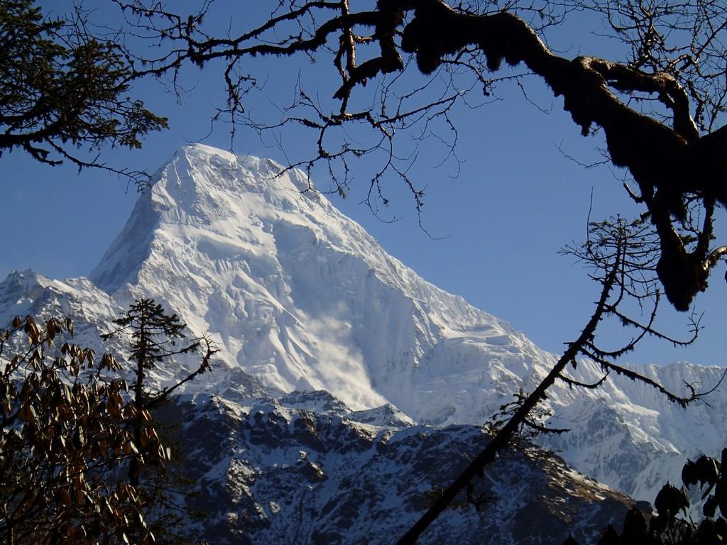 Kelionė į Nepalą - Himalajų viršūnės