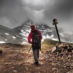 Aktyvi kelionė į Bulgariją - žemyn nuo Vichren viršūnės
