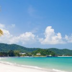 Malaizija -Langkawi pliažas