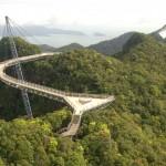 Malaizija - Langkawi Sky Bridge