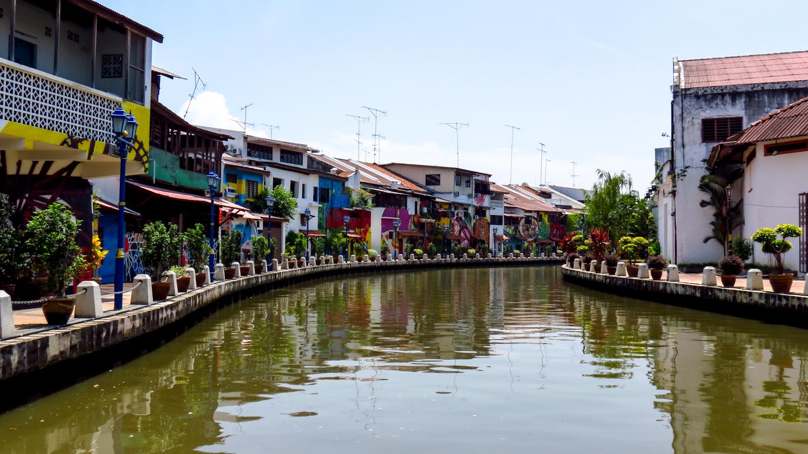 Malaizija - Melaka