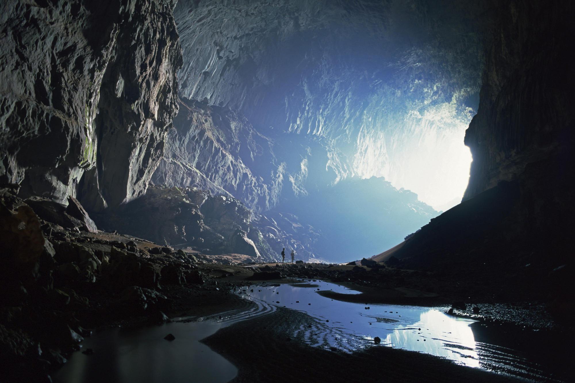 Malaizija - Mulu nacionalinis parkas