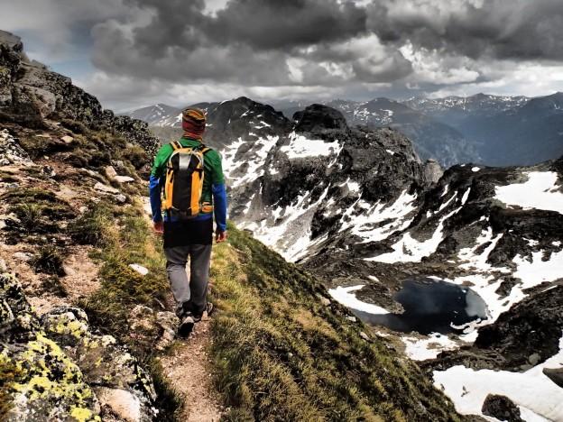 Aktyvi kelionė į Bulgariją - kalnuose